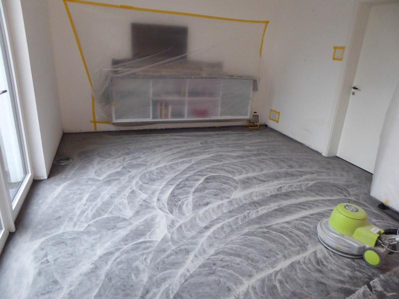 Fußboden Beton Kosten ~ Beton floor beton cire